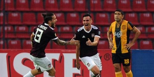 (VIDEO) El Carabobo FC le ganó a Guaraní por la ida de la Segunda Fase de la Copa Libertadores