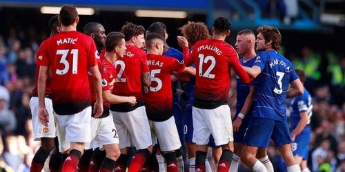 (VIDEO) El Chelsea empata al Manchester United en el último respiro del partido