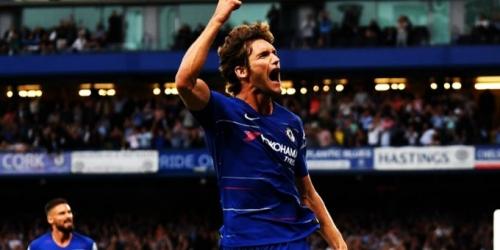(VIDEO) El Chelsea sale victorioso ante el Arsenal en un emocionante encuentro