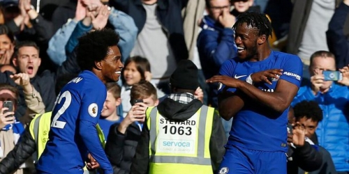 (VIDEO) El Chelsea venció al Watford por la Premier League