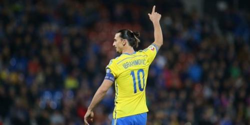 (VIDEO) El DT de Suecia habló sobre Zlatan Ibrahimovic