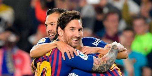 (VIDEO) El FC Barcelona baja de la nube al Sevilla
