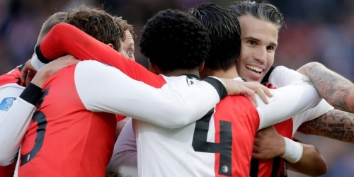 (VIDEO) El Feyenoord golea al Ajax