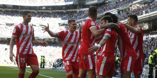 (VIDEO) El Girona frena la trepada del Real Madrid