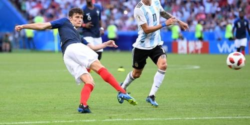 (VIDEO) El gol de Pavard es elegido el mejor del Mundial Rusia