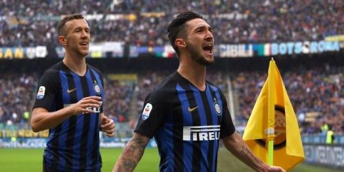 (VIDEO) El Inter gana, golea y se pasea a costa del Genoa