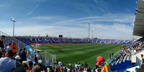 (VIDEO) El Leganés pierde como local ante el Valencia.