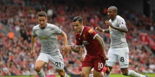 (VIDEO) El Liverpool empató frente al Manchester United en Anfield
