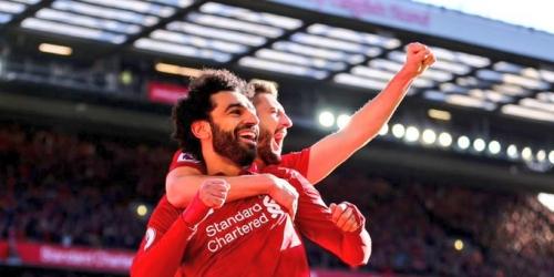 (VIDEO) El Liverpool goleó al Cardiff y se pone como líder de la Premier