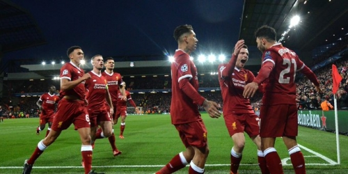 (VIDEO) El Liverpool le da un paseo al Manchester City por la Champions League