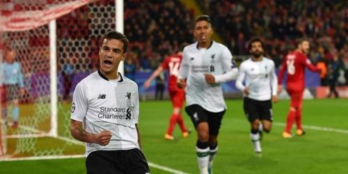 (VIDEO) El Liverpool no pasa del empate frente al Spartak Moscú