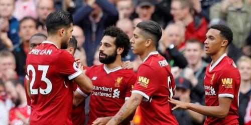 (VIDEO) El Liverpool venció al Maribor con lo que mantiene el liderato