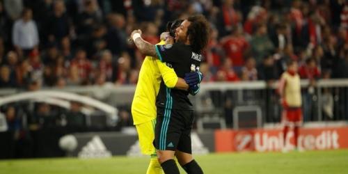 (VIDEO) El Madrid le ganó al Bayern de visitante y toma ventaja en las Semifinales de Champions