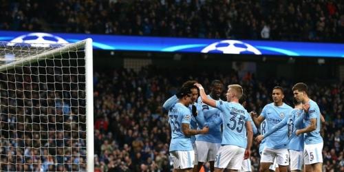 (VIDEO) El Manchester City perdió frente al Basilea pero avanzó en la Champions League