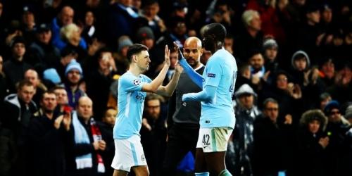(VIDEO) El Manchester City venció al Feyenoord
