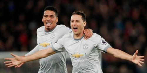 (VIDEO) El Manchester United le ganó al Crystal Palace por la Premier League