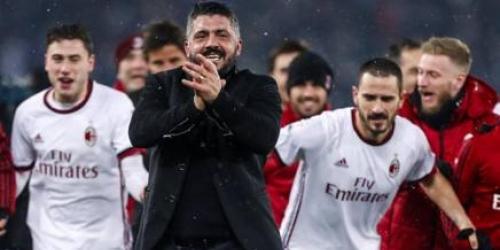 (VIDEO) El Milan le ganó a la Lazio y avanzó a la Final de la Copa Italia