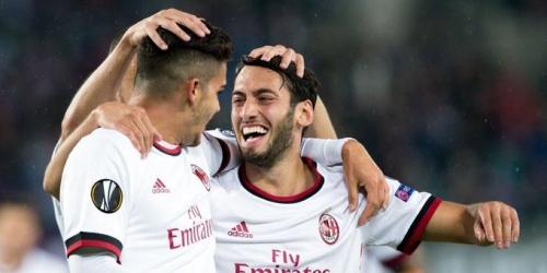 (VIDEO) El nuevo Milan gusta y golea en su vuelta a Europa