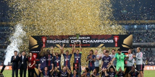 (VIDEO) El PSG consigue su sexta supercopa consecutiva