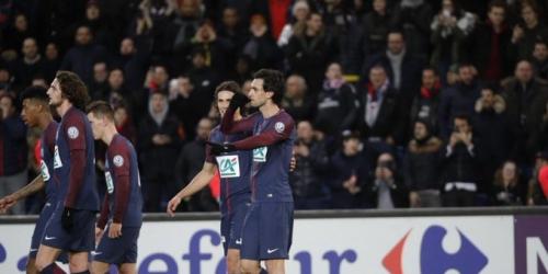 (VIDEO) EL PSG venció al Guingamp por la Copa de Francia