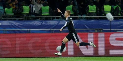 (VIDEO) El Qarabag hace historia en Champions pero no le alcanza para tumbar a la Roma