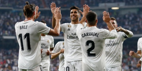 (VIDEO) El Real Madrid goleó 4-1 al Leganés
