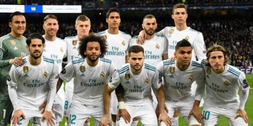 (VIDEO) El Real Madrid le ganó al PSG en la ida de los Octavos de Final de Champions