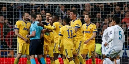 (VIDEO) El Real Madrid perdió con la Juventus pero clasificó a las Semifinales de la Champions