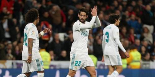 (VIDEO) El Real Madrid venció a UD Las Palmas en el Santiago Bernabeu