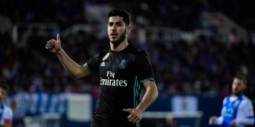 (VIDEO) El Real Madrid venció al Leganés en la ida de los Cuartos de Final de la Copa del Rey