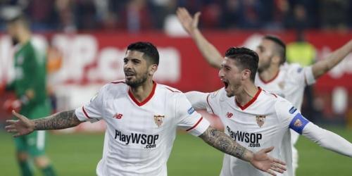 (VIDEO) El Sevilla le ganó al Atlético de Madrid y avanzó a las Semifinales de la Copa del Rey