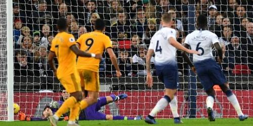 (VIDEO) El Tottenham se lleva una sorpresa ante el Wolves