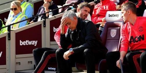 (VIDEO) El United cae con el West Ham y pone en peligro la continuidad de Mourinho