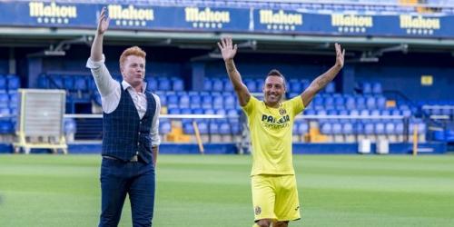 (VIDEO) El Villarreal presenta a Cazorla en una cápsula