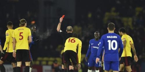 (VIDEO) El Watford goleó al Chelsea por la Premier League