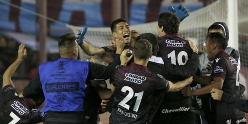 (VIDEO) Emocionante clasificación de Lanús a semifinales de Conmebol Libertadores
