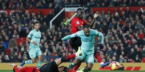 (VIDEO) Empate con emociones entre el United y el Arsenal