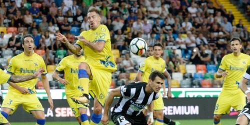 (VIDEO) Empate entre Chievo vs Udinese en la Serie A