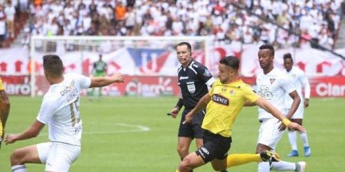 (VIDEO) Empate sin emociones entre Barcelona SC y Liga de Quito por la Serie A de Ecuador
