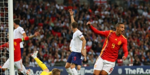 (VIDEO) España logró imponerse a Inglaterra por la UEFA Nations League