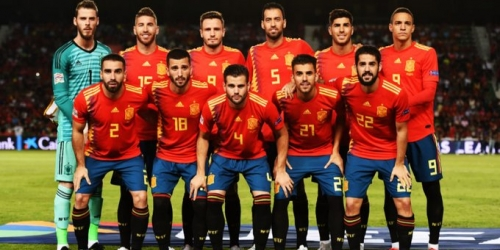 (VIDEO) España trituró a Croacia por la Nations League
