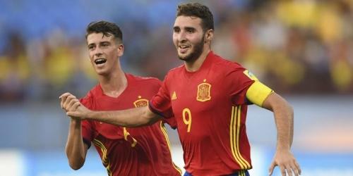 (VIDEO) España vence a Irán y accede a las semifinales del Mundial Sub-17