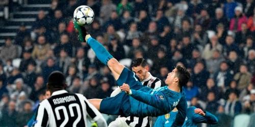 (VIDEO) Estilo y brillantez de Cristiano Ronaldo deja con un pie afuera a la Juventus