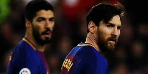 (VIDEO) FC Barcelona empata ante el Sevilla en un partido de infarto