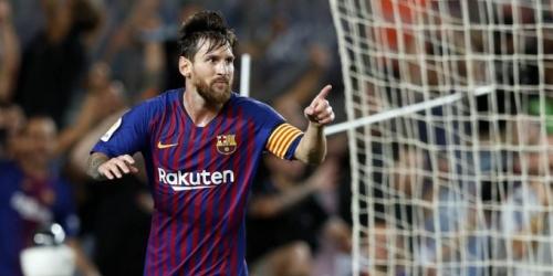 (VIDEO) FC Barcelona venció 3-0 al Eibar y sigue imparable en la punta