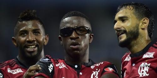 (VIDEO) Flamengo le dio vuelta al partido y gana de visitante al Emelec