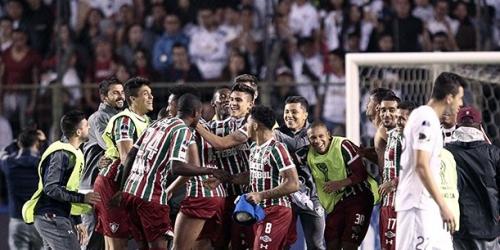 (VIDEO) Fluminense saca del camino a Liga de Quito y avanza a cuartos en Sudamericana