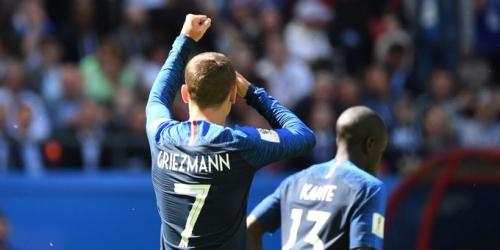 (VIDEO) Francia gana 2-1 a Australia en partido muy equitativo