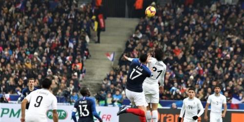 (VIDEO) Francia vuelve a ganarle a Uruguay en menos de 6 meses