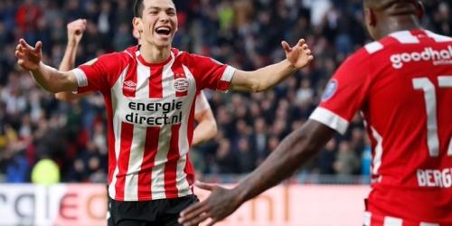 (VIDEO) Goles latinos sellaron el triunfo del PSV